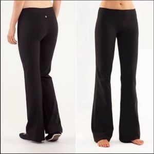 COPY - Lulu lemon athletic legging black pants